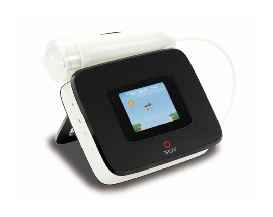 呼気NO(一酸化窒素濃度)測定について