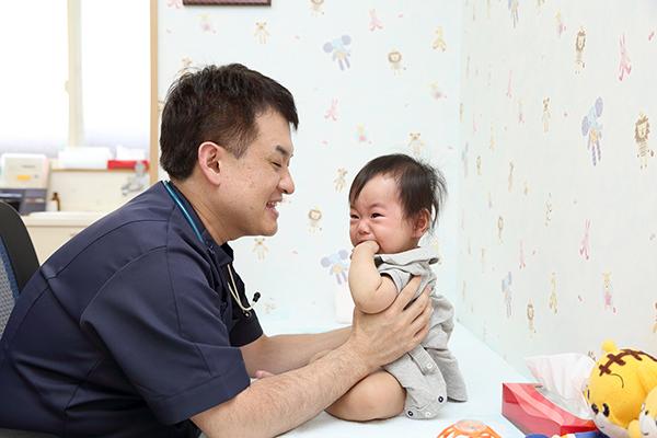 私が小児科医になったきっかけ